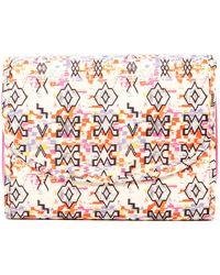 Kestrel - Batik Print Makeup Valet - Multi - Lyst