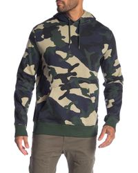 Wesc - Mike Camouflage Pullover - Lyst