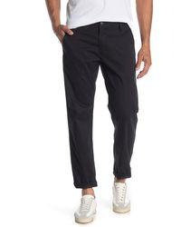 "Dockers Alpha Original Athletic Fit Pants - 30-32"" Inseam - Black"
