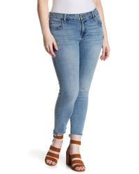Lucky Brand - Ginger Skinny Jeans (plus Size) - Lyst