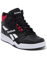 Reebok Royal Bb4500 High Top Sneaker - Black