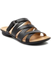 Naturalizer - Winda Sandal - Wide Width Available - Lyst