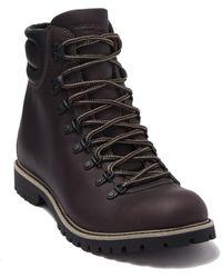 Wolverine Frontiersman Boot - Black