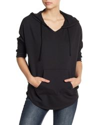 Alternative Apparel - Gameday Hooded Sweater - Lyst
