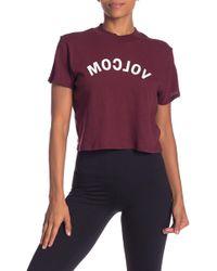 Volcom - Stone City T-shirt - Lyst