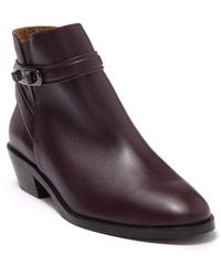 COACH Coleen Swagger Bootie - Multicolor