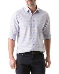 Rodd & Gunn - Franklin Plaid Sport Shirt - Lyst