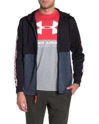 Under Armour Ua Unstoppable Track - Black