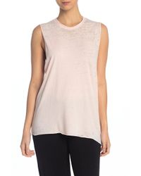 The Laundry Room Muscle Tee - Multicolor