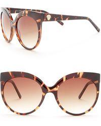 Vince Camuto - Oversized Cat Eye Sunglasses - Lyst
