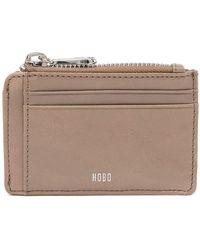 Hobo - Kai Leather Card Holder - Lyst