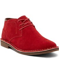 Kenneth Cole Reaction - Desert Sun Suede Chukka Boot - Wide Width Available - Lyst