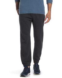 Volcom Foreman Fleece Heathered Knit Sweatpants - Black