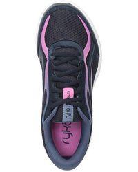 Ryka Agility Walking Shoe - Blue