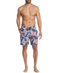 Ben Sherman - Swim Shorts - Lyst