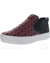 Bernie Mev Axis Web Slip-on Sneaker - Multicolor