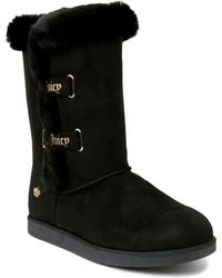 Juicy Couture Koded Winter Boot - Black