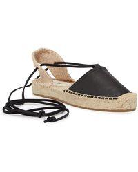 Soludos - Platform Gladiator Sandal - Lyst