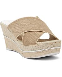 Donald J Pliner - Dani Wedge Sandal - Narrow Width Available - Lyst