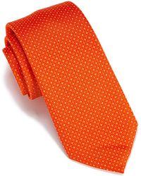 Perry Ellis - Don Mini Dot Tie - Lyst