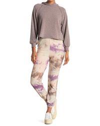 Lush Tie Dye Sweatpants - Multicolor