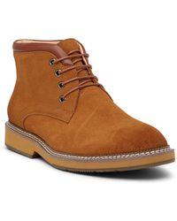 Zanzara Lazo Lace-up Boot - Brown
