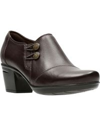 Clarks - Emslie Warren Leather Boot - Multiple Widths Available - Lyst