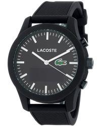 Lacoste - Men's L1212 Contact Bluetooth Smart Bracelet Watch - Lyst
