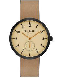 Ted Baker - Men's Josh Analog Quartz Watch, 42mm - Lyst