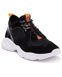 French Connection Leon Lifestyle Sneaker - Black