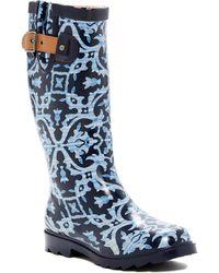 Chooka - Monaco Waterproof Rain Boot - Lyst