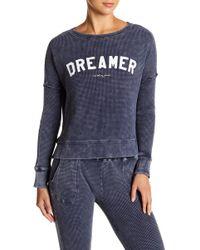 Betsey Johnson - Dreamer Knit Pullover - Lyst