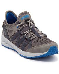 Khombu Barbuda Athletic Sneakers - Gray