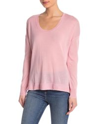 Madewell - Southstar Wool Blend Pullover - Lyst