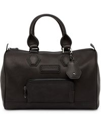 Longchamp - Legende Small Barrel Bag - Lyst