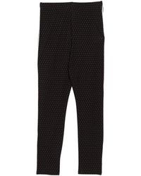 Hue - Pindot Knit Leggings - Lyst