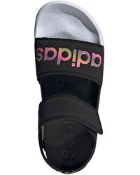 adidas Adilette Flip Flop - Black