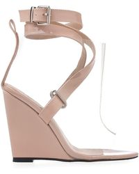 Privileged - Purpose Leather Wedge - Lyst