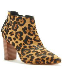Rachel Zoe - Trixie Leopard-print Calf Hair Ankle Boots - Lyst