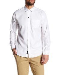 Imperial Motion | Triumph Long Sleeve Slim Fit Shirt | Lyst