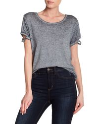 Threads For Thought - Evie Knit Tee - Lyst