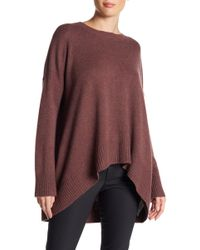 Eileen Fisher - Oversized Cashmere Jumper - Lyst