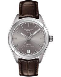 Tissot - Women's Pr 100 Powermatic 80 Watch, 33mm - Lyst