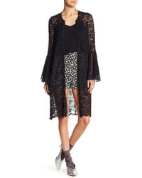 Anna Sui - Butterfly's Delight Cover Up - Lyst