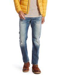 AG Jeans - Matchbox Gau Slim Straight Jeans - Lyst