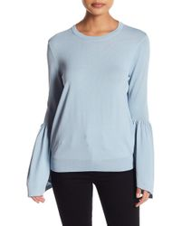Catherine Malandrino - Long Sleeve Pullover - Lyst