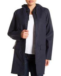 Levi's - Waterproof Raincoat Hoodie - Lyst