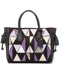 Longchamp Le Pliage Handle Briefcase
