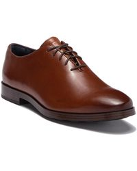 Cole Haan - Jefferson Grand Wholecut Oxford - Lyst
