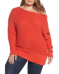 Lucky Brand - Off The Shoulder Jumper - Lyst